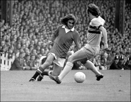 GEORGE BEST: EL QUINTO BEATLE.