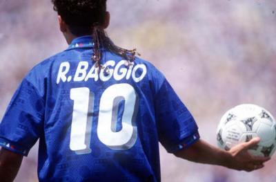 ROBERTO BAGGIO: EL ÚLTIMO MOHICANO.